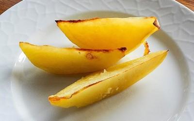 Potatis kan tillagas på många sätt, i ugn, kokas eller kanske som mos? Doppa gärna i sås om det verkar lite torrt.