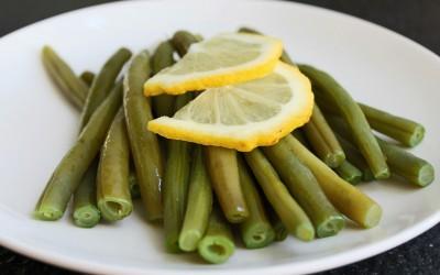 Haricots verts är en populär nybörjargrönsak. Bara att koka och servera.